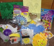 Childrens Craft final de líneas Caja (arte rasguño, Espuma, Pegatinas, abalorios, etc.)