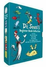Dr. Suess Beginners Book Collection by Dr. Suess (2009, Hardcover)