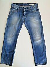 TOMMY HILFIGER Denim Rogar Regular Fit Men's Straight Leg Jeans W34 L32