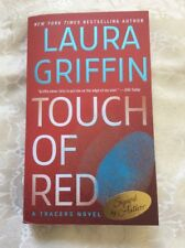 Tracers: Touch of Red 12 by Laura Griffin (2017, Paperback) Author Signed