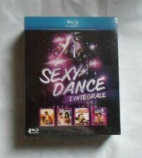 Sexy Dance 1 à 4 [Blu-ray]