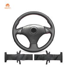MEWANT PU Leather Steering Wheel Cover for Toyota RAV4 Corolla Celica Lexus IS
