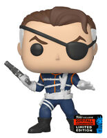 Marvel Nick Fury 1st Apperance Pop! Vinyl Figure NYCC 2019 Exclusive #528