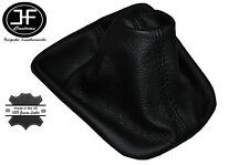 BLACK STITCHING FITS VW NEW BEETLE 1998-2005 LEATHER GEAR GAITER CUSTOM MADE