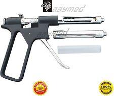 Dental Anesthetic Syringe Gun Type Intraligamental 1.8mL Black Color Free Ship