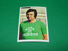 215 J. ZVUNKA AGEDUCATIFS PANINI FOOTBALL 1974-75 OM 74 OLYMPIQUE MARSEILLE 1975