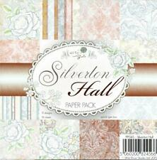 """Wild Rose Studio - Paperpack - Silverton Hall - 6"""" x 6"""" - 36 Sheets"""