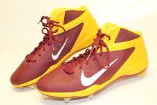 Nike NEW Alpha Talon Elite 544327-632 Mens 15 49.5 Football Cleats Shoes