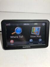 Garmin NUVI 50 GPS Bundle w/Charger Tested