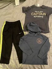 Lot Of Toddler Boy's Clothes Nike Oshkosh Gymboree Size 2T