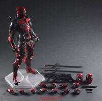 Deadpool Marvel Variant Play Arts Kai PA Action Figure Toy Statue Model