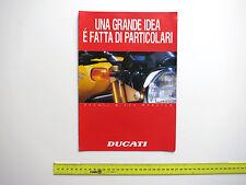 Ducati M 600 Monster Prospekt / bike brochure catalogue flyer