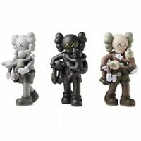 "KAWS Companion CLEAN SLATE ACTION FIGURE TOY kaws 15"" 2019 - LIMITED EDITION NEW"
