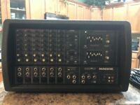 Mackie FR Series 406-M Fast Recovery Powered Mixer PA Head Effects L@@K!!