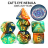 Cat's Eye Nebula Concept Dice Set