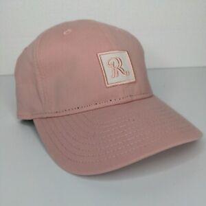 Frisco Rough Riders Youth Girls Pink Hat New Era 9Twenty Cap MiLB