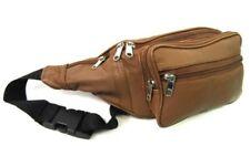 Monederos y billeteros de viaje marrón
