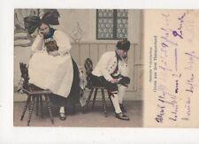 Badische Volkstrachten Gruss Aus Dem Hanauerland 1910 Postcard Germany 395a