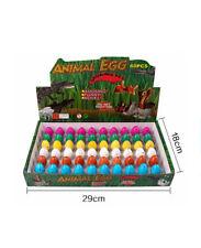 10pcs Hatching Growing Dinosaur Dino Eggs Kids Toy Add Water Magic US