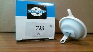 Carburetor Choke Pull Off, Standard Motor Products Hygrade, CPA38, NEW