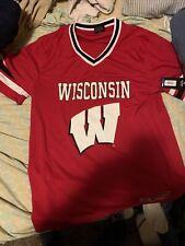 wisconsin badgers jersey