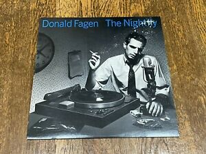 Donald Fagen LP - The Nightfly - Warner Brothers Records 1982