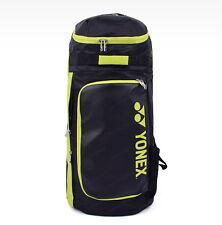YONEX Stand Backpack Racket Tennis Badminton Rucksack Sports Lime NWT BAG8722EX