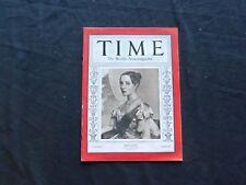 1935 DECEMBER 30 TIME MAGAZINE - HELLEN HAYES - T 501