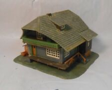 Faller HO 283 Alpine Farm House Plastic Missing Bell Tower & Other Small Parts