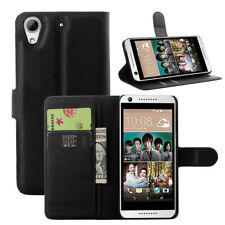 Case For HTC 650 Wallet Card Holder Folio Type Stand Case Cover For HTC 650