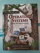 OPERATING SYSTEMS THE MINIX BOOK / TANENBAUM