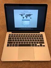 "Apple MacBook Pro 13.3"" 2.8 GHz Core i5 8GB RAM 512GB SSD A1502 PREMIUM"