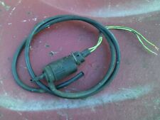 Jaguar X Type Saloon Windscreen washer pump & Hose,  03 - 07
