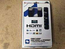 Juego de herramientas Playstation 3 cable HDMI y activa * PS3 Nuevo Paquete De Spa