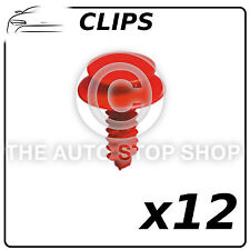 Clip PORTA pannels FIAT SEICENTO / CINQUECENTO / PANDA 2004 / LANCIA LYBRA ETC parte 10202 12PZ