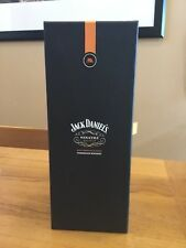 Jack Daniels Tennessee Whiskey Frank Sinatra Select EMPTY Bottle Book and Box