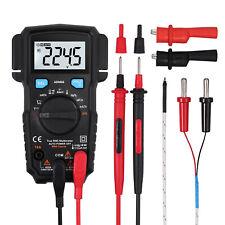 Digital Multimeter Auto Range Ac Dc Voltmeter Ammeter Temperature Capacitance Hz