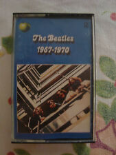 THE BEATLES 1967 - 1970 MUSICASSETTA RARA