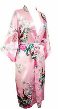Cccollections Kimono Dressing Gown Robe Lingerie Night Wear Dress Women Hen