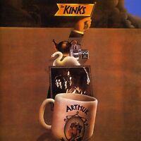 The Kinks - Arthur [New CD] Bonus Tracks, Rmst, England - Import