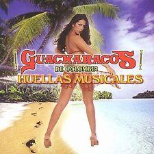 Guacharacos De Colombia : Huellas Musicales CD
