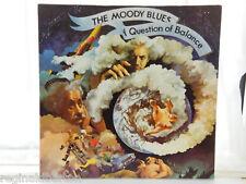 "Moody Blues-una questione di equilibrio 12"" LP 1970"
