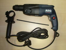 NEW AEG MILWAUKEE SDS PNEUMATIC ROTARY HAMMER DRILL 600 WATT 600W 110 Volt