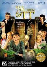 Five Children & It region 4 DVD (2004 family movie) AUSTRALIAN SELLER.