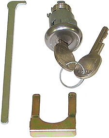 1973-1977 Chevy Monte Carlo Trunk Lock Cylinder Assembly With Keys