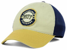 Pittsburgh Panthers NCAA Top of the World Vintage Flex Mesh Cap Hat - Size: M/L
