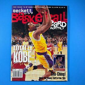 Beckett Basketball Card Monthly #94 Koby Bryant 1998 Sports Magazine