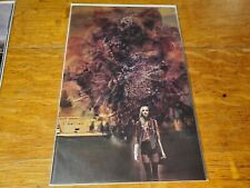 NOMEN OMEN #1 John Gallagher Virgin Variant Limited 500 HOT NM Image Horror!
