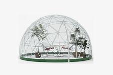 Garden Igloo PVC Iglu als Wintergarten Gewächshaus oder Lagerraum