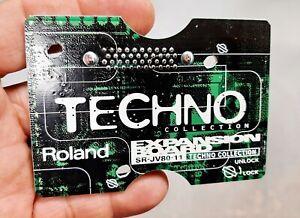 Roland SR-JV80-11 TECHNO Expansion
